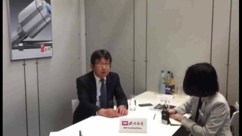 【MM专访】费斯托(中国)有限公司 大中华区总经理 刘天鹏先生