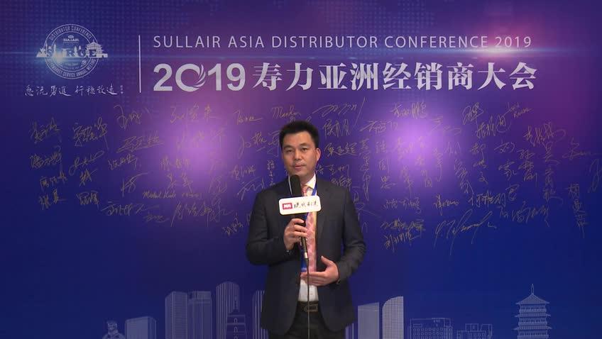 林春庆先生 中山宏兴机电有限公司总经理